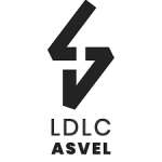 logo ldlc asvel basket